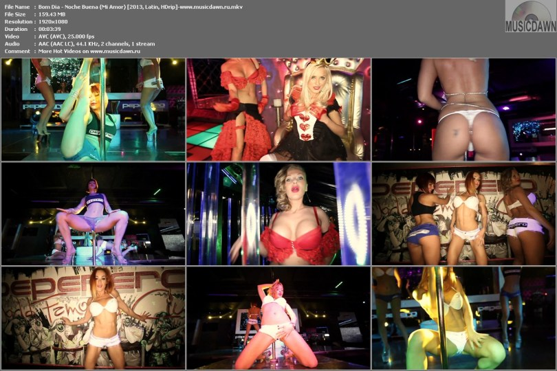 Bom Dia - Noche Buena (Mi Amor) [2013, Latin, HD 1080p]