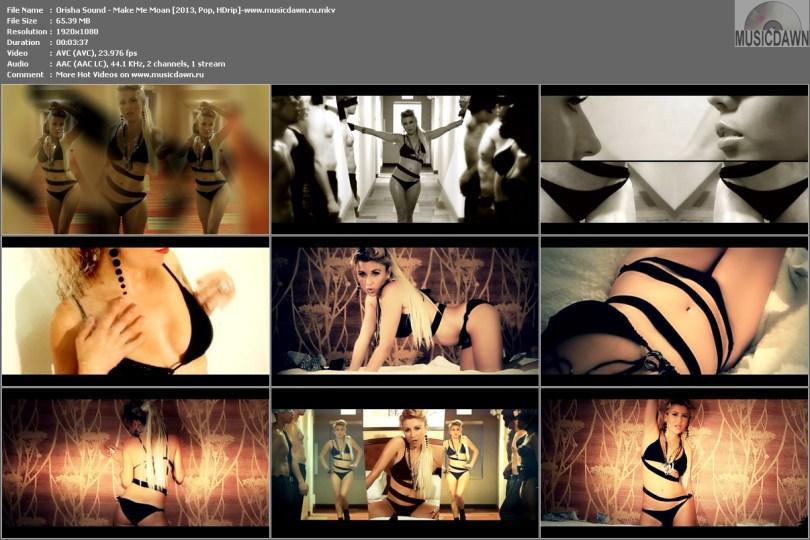Orisha Sound - Make Me Moan [2013, Pop, HD 1080p]