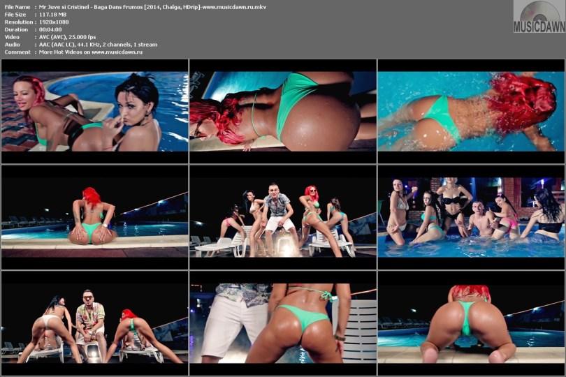 Клип Mr Juve si Cristinel - Baga Dans Frumos [2014, HD 1080p]