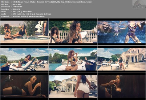 Eric Bellinger Feat. 2 Chainz – Focused On You [2015, HD 1080p] Music Video