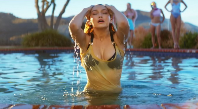 Видео клип Calvin Harris & Disciples - How Deep Is Your Love HD Video