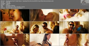Клип King Orgasmus One ft. Mandy Monroe – Gang Bang Party (Uncensored) [2015, HD 1080p] Music Video