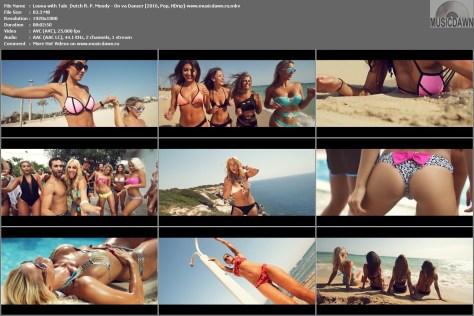 Клип Loona with Tale & Dutch ft. P. Moody – On va Danser [2016, HD 1080p] Music Video