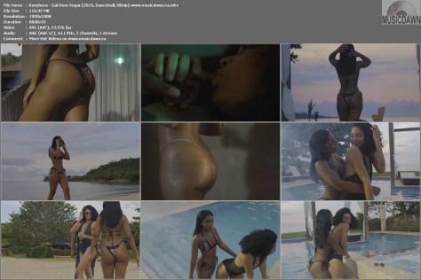 Клип Konshens – Gal Dem Sugar [2016, HD 1080p] Music Video