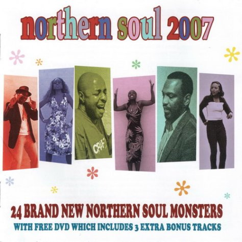 Various Artists – Northern Soul 2007 [Centre City] '2007 (Re:Up)