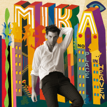 """Check out the new video from MIKA, for his song """"Good Guys,"""" off his new album 'No Place In Heaven.'"""