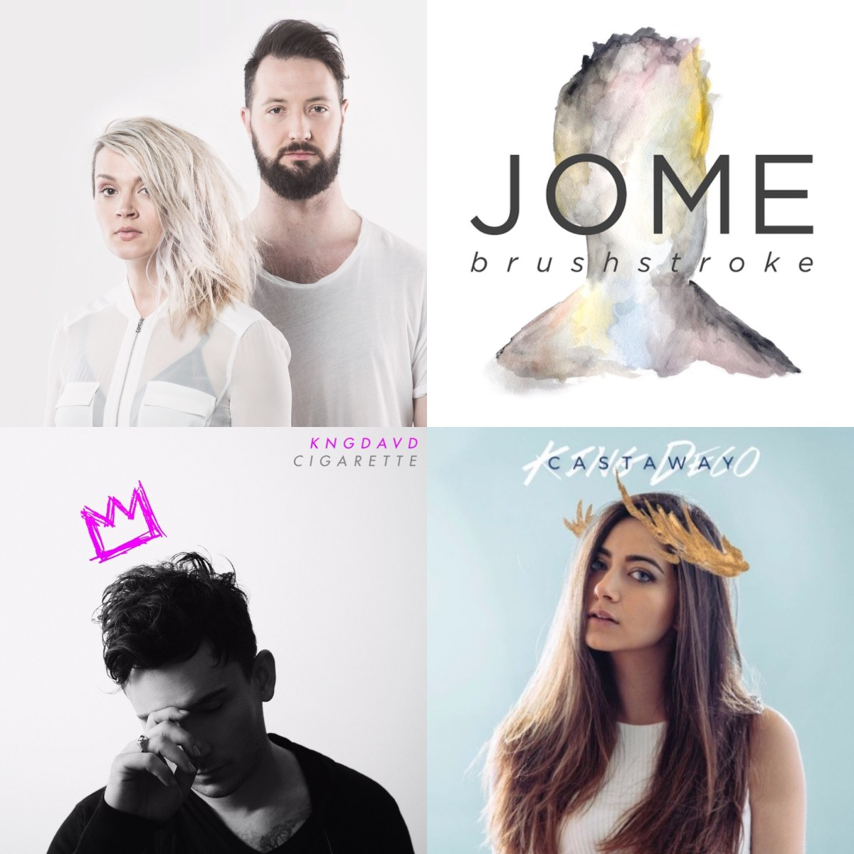 Promising Pop: Introducing Fraea, JOME, KNGDAVD & King Deco
