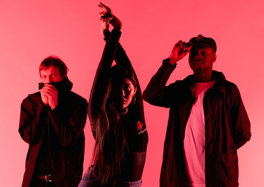 """Introducing SÄLEN, a new pop trio, hailing from East London. Their new single, """"Diseasey"""" premiered on Annie Mac's coveted BBC Radio 1 show last month."""