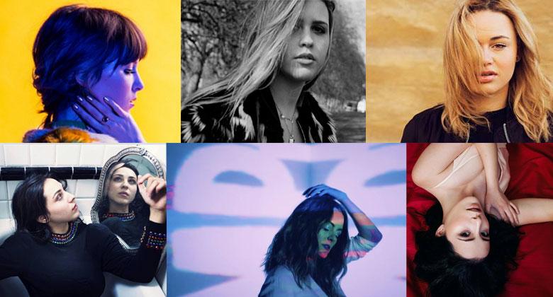 Promising Pop: Camden Cox, Elle Watson, Kiara Nelson, LILI N, Scavenger Hunt, Stalking Gia