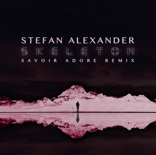 """Check out the brilliant house-inspired remix of Stefan Alexander's """"Skeleton"""" by Savoir Adore."""