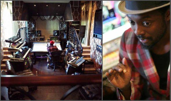 will.i.ams studio