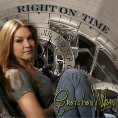 gretchen wilson right on time1