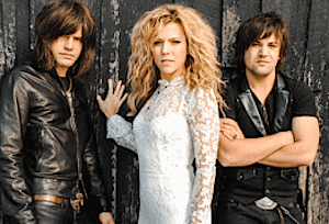 The Band Perry will perform at the CCMA on Sept. 8.
