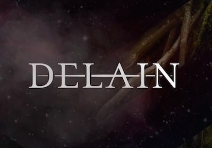 Screenshot from Your Body Is A Battleground by Delain