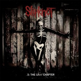 Slipknot-5-Gray-Chapter-album-cover