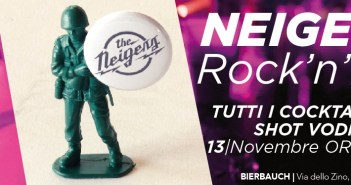 The Neigers (Rock'n'Roll) - 13 Novembre, Bierbauch, Cologne (BS)