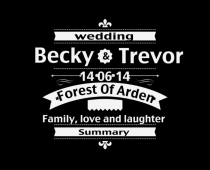 Becky and Trevor