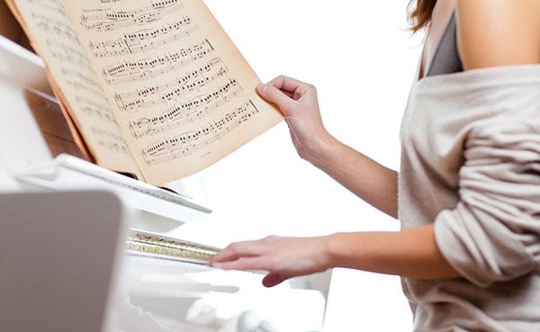 Movement to Piano