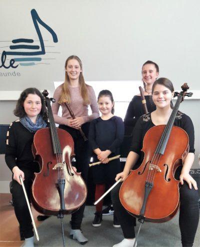 Gruppenfoto PLM Korneuburg