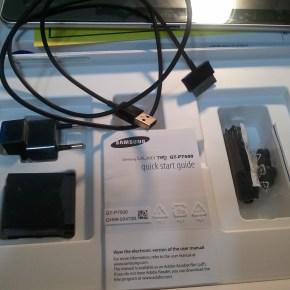 Fatih Projesi : Samsung Galaxy Tab 10.1 16GB WiFi - Android 3.2