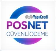 Yapı Kredi PosNet Güvenli Ödeme
