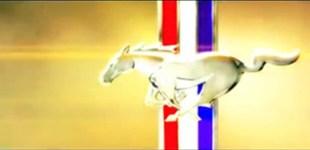 Mustang w Europie