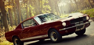 1966 Mustang Fastback