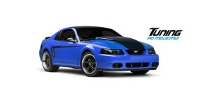 Tuning po mojemu – 2000 Mustang Coupe