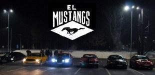 Zimowy spot EL MUSTANGS