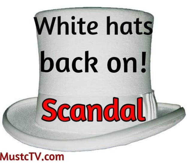 Scandal white hats quote