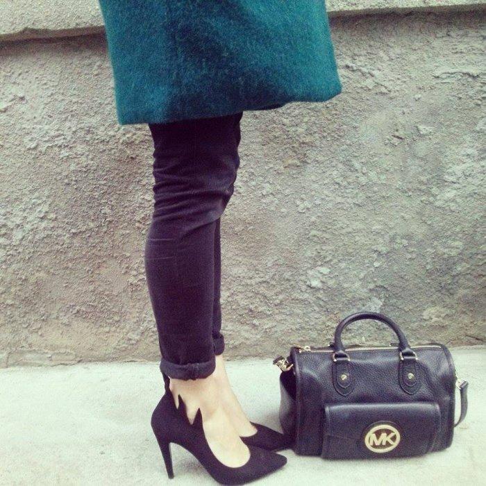 Instagram blog o modzie