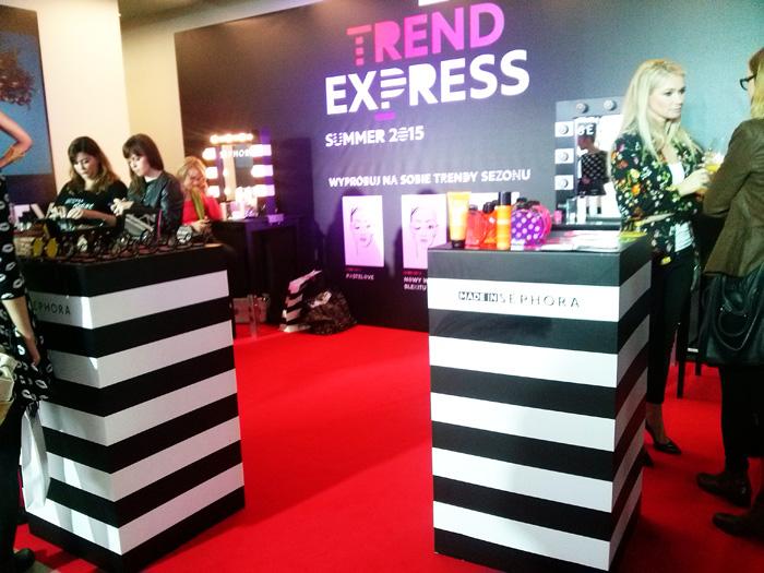 sephora trend express