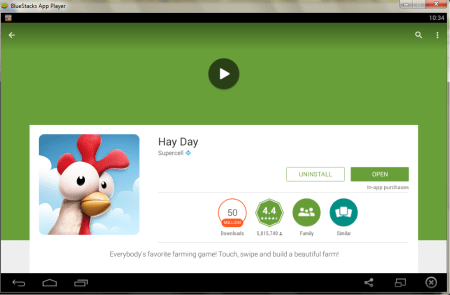 Step4 - How to Play HayDay on PC