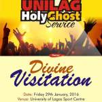 RCCG UNILAG Holy Ghost Service 2016