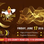 RCCG North America Festival of life June 2016