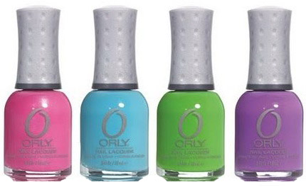Orly's Happy Go Lucky Summer