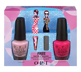 OPI Shapely Shapers 2011