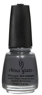 China Glaze Metro - Concrete Catwalk