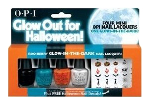 OPI Glow Out Halloween 2007