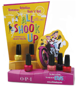 OPI All Shook Up