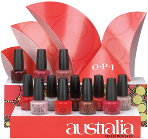 OPI Australia 2007
