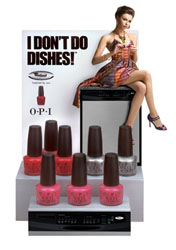 OPI I don't do dishes