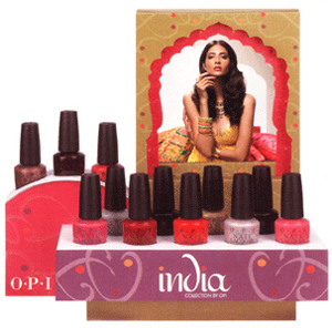 OPI India collection 2008