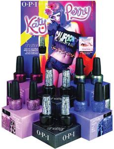 OPI Katy Perry nail polish collection 2011