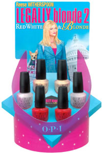 OPI Legally Blond 2