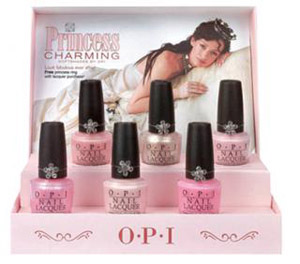 OPI Princess Charming 2006