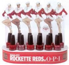 OPI Radio City Rockettes Red