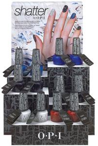 OPI Shatter nail polish collection
