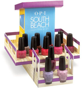 OPI South Beach 2009