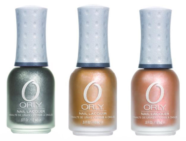 Orly's Metal Chic Matte